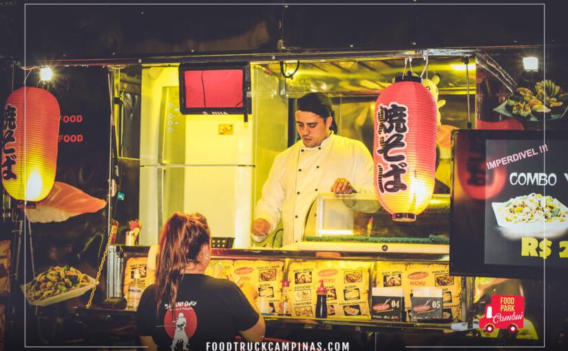 Agenda Food Truck Campinas