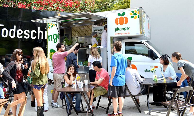 eventos food truck campinas